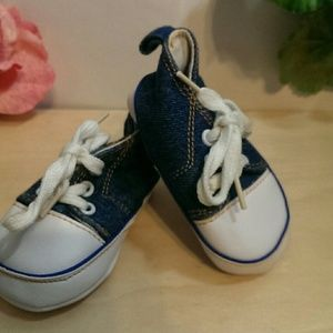 Other - Blue baby shoes